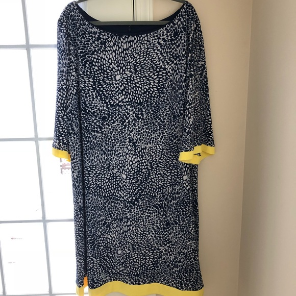 CJ Banks Plus size dress